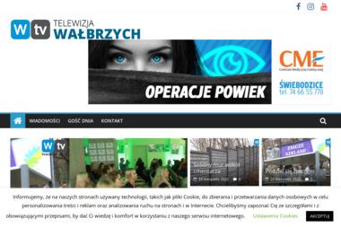 Agencja Reklamy Dariusz Domagała Parking Strzeżony Marco 2 Travel Active S.C. Telewizja Wałbrzyska - Agencja marketingowa Wałbrzych