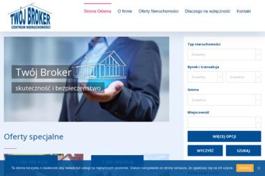 Twój Broker- Centrum Nieruchomości - Agencja nieruchomości Słupsk