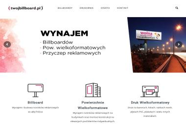 Twojbillboard.pl - Analiza Marketingowa Pruszcz Gdański
