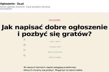 Gabinet Masażu Agnieszka Winiarska - Salon Masażu Lublin
