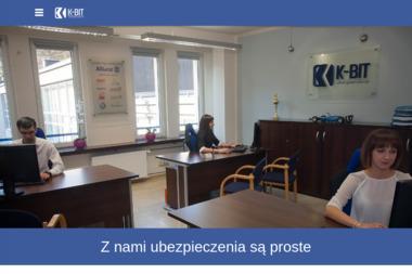 K-BIT Ubezpieczenia - Ubezpieczenie firmy Tychy