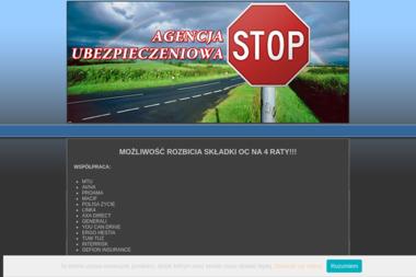 Agencja Ubezpieczeniowa Stop Edward Szłykowicz - Ubezpieczenia na życie Słupsk