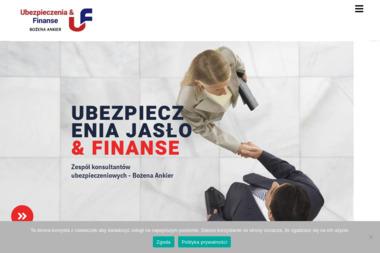Ubezpieczenia & Finanse Bożena Ankier - Ubezpieczenie samochodu Jasło