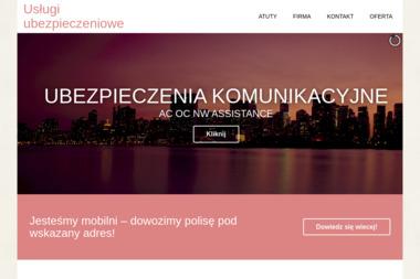 Usługi Ubezpieczeniowe s.c. Małgorzata MIREK, Barbara MAZUREK - Ubezpieczenie firmy Bielsko-Biała
