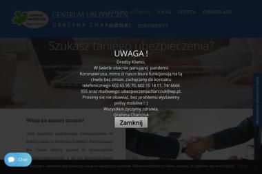 Multiagencja Ubezpieczeniowo-Finansowa Grażyna Charczuk - Ubezpieczenie firmy Wałbrzych
