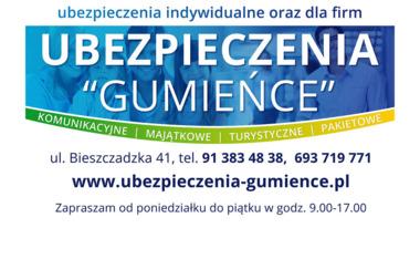 Ubezpieczenia Gumieńce - Ubezpieczenia OC Szczecin