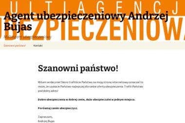Agent ubezpieczeniowy Andrzej Bujas - Ubezpieczenia Piła