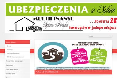 Multifinanse Sylwia Potrykus - Ubezpieczenia na życie Puck