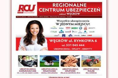 Regionalne Centrum Ubezpieczeń - Finanse Węgrów