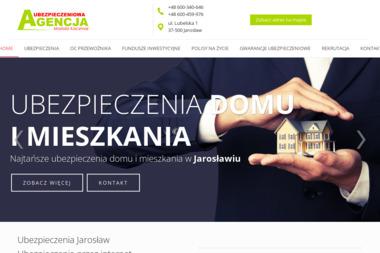 Agencja Ubezpieczeń Mariola Kaczmar - Ubezpieczenia na życie Jarosław