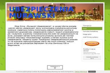 Ubezpieczenia Murawski - Ubezpieczenie Pracownicze Węgorzewo