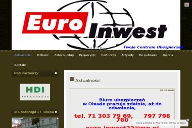 EURO-INWEST Twoje Centrum Ubezpieczeń - Ubezpieczenie firmy Oława