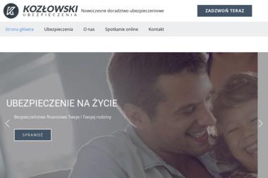 Piotr Kozłowski Agencja Ubezpieczeniowa - Przedstawiciel Ubezpieczeniowy Wysokie Mazowieckie