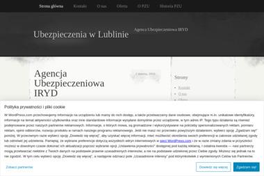 Agencja Ubezpieczeniowa Iryd S.C. Grażyna i Krzysztof Sieńko - Doradztwo Ubezpieczeniowe Lublin