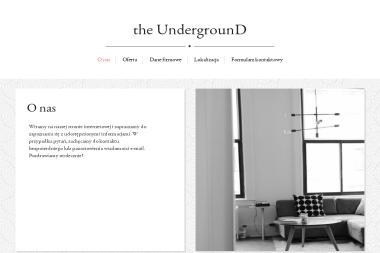 The UndergrounD-School of English - Nauczyciele angielskiego Nysa