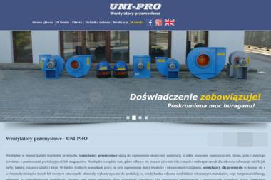 Uni-Pro Grzegorz Bokotko - Klimatyzacja Radom