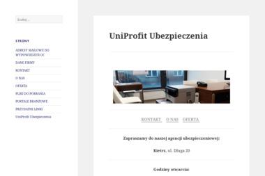 UniProfit Waldemar Domański - Ubezpieczenia OC Kietrz