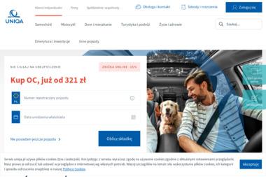 UNIQA - Przedstawicielstwo Sandomierz - Ubezpieczenie firmy Sandomierz