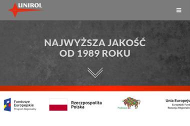 Przedsiębiorstwo Handlowo Usługowe Unirol Dorota Kulikowska - Usługi Betoniarskie Grajewo