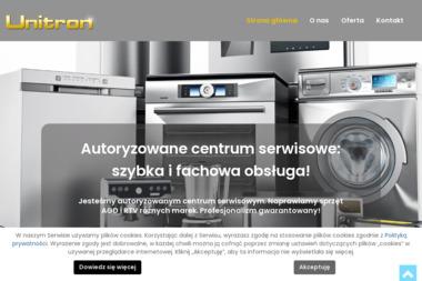 Unitron - Naprawa sprzętu audio Radom