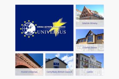 Szkoła Języków Europejskich UNIVERSUS s.c. - Język hiszpański Gdańsk