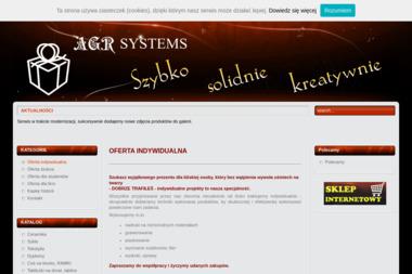 Agnieszka Rutkowska Agr-Systems - Kosze prezentowe Stalowa Wola