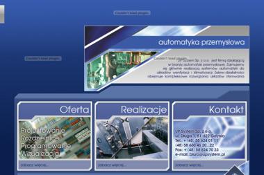 Up System Sp. z o.o. - Urządzenia, materiały instalacyjne Gdynia