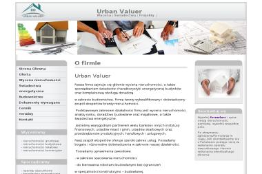 Urban Valuer - Agencja nieruchomości Pułtusk