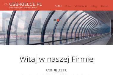 Usb Kielce Pl Universal Service Broker Kielce Dariusz Chudzik - Kampanie Reklamowe Kielce