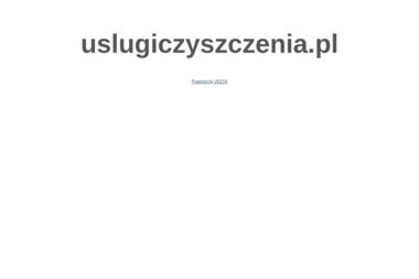 Usługi Czyszczenia Bartłomiej Pawlaczek - Pranie Tapicerki Tarnów