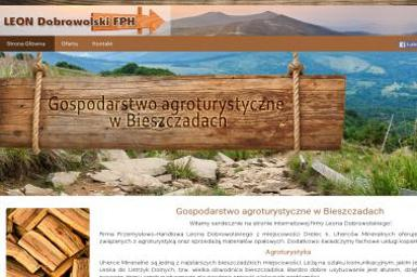 Firma Produkcyjno Handlowo Usługowa Leon Dobrowolski - Roboty ziemne Orelec