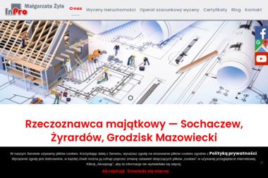 Przedsiębiorstwo Projektowo Instalacyjne Inpro Małgorzata Żyła - Agencja nieruchomości Żyrardów