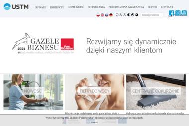 UST-M Sp. z o.o. - Market Budowlany Tomaszów Mazowiecki
