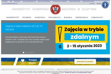 Fundacja im. M Oczapowskiego - Agencja ochrony Olsztyn