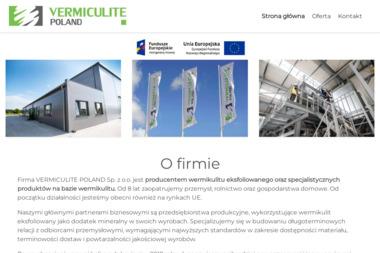 Vermiculite Poland Firma Produkcyjna Dziyana Pashukevich - Skład budowlany Ełk
