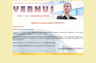 Vernus Sylwia Kozłowska Korte - Agent Ubezpieczeniowy Lubliniec