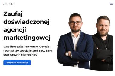 Verseo Pl Krzysztof Masłowski - Agencja marketingowa Dobrzyca