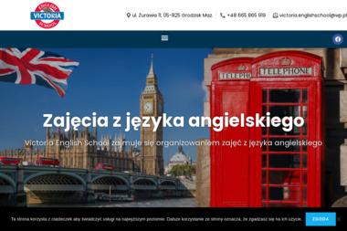 Victoria English School - Język Angielski Grodzisk Mazowiecki