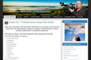 Video Hit Tadeusz Kolter - Fotograf Suwałki