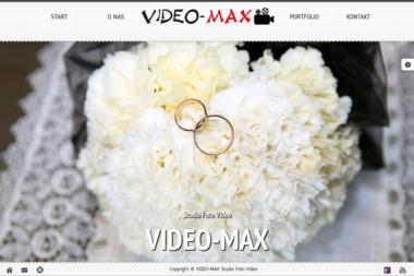 Video-Max. Studio Foto Video - Wideofilmowanie Pniewy