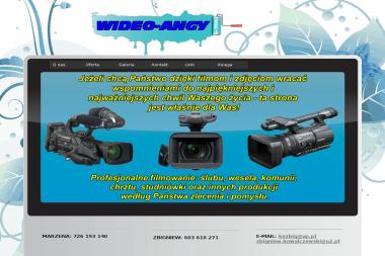 Wideofilmowanie i Fotografia Ślubna Video-Angy - Fotografowanie Damasławek