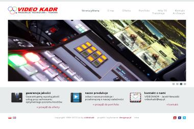 Video Kadr Studio Filmowe - Agencja Reklamowa Kielce