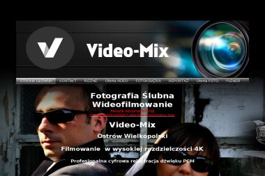 Videomix - Wideofilmowanie Ostrów Wielkopolski
