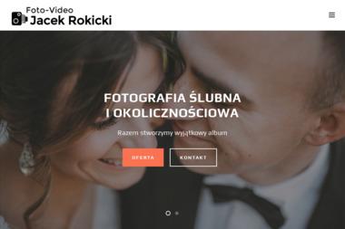 Usługi Foto Video Rokicki Jacek - Wideofilmowanie Płock
