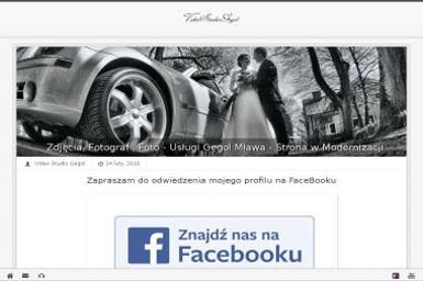 Video Studio Gegol. Kamerzysta - Fotografia Ślubna Mława