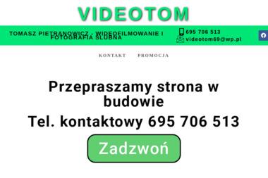 Usługi Foto Video Handel Pietranowicz Tomasz - Wideofilmowanie Sanok
