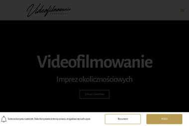 Adam Żebrowski Videofilmowanie - Kamerzysta Łomża