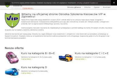 Ośrodek Szkolenia Kierowców VIP - Szkoła jazdy Zgorzelec