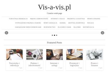 Vis-A-Vis - Agencja nieruchomości Sanok