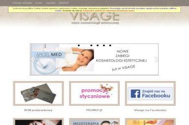 Visage - Manicure i pedicure Sieradz